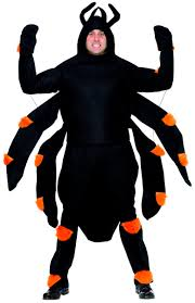 black widow spider costume fs3064 fancy dress ball