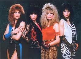 metal hair hair metal bands poison dollys femme fatale precious