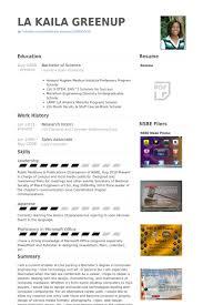 Footlocker Resume Research Intern Resume Samples Visualcv Resume Samples Database