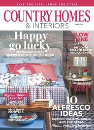 country homes and interiors country homes interiors magazine june 2018 subscriptions