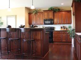 brindleton maple kitchen cabinets traditional kansas city by