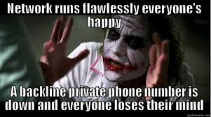 Network Engineer Meme - imma netowrk engineer not a fucking phone guy quickmeme