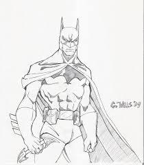 batman sketch 1 12 by glwills1126 on deviantart