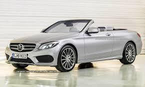 mercedes c class cabriolet could be a welcome relief gtspirit