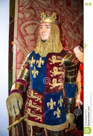 king richard richard lionheart king of england at madame tussauds wax museum