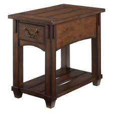 hardwood 10 inch chairside end table craftsman mission style end tables and side tables hayneedle