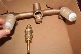 How To Fix Bathroom Shower Faucet Plumbing How To Fix A Bathtub Faucet That Leaks Only When The