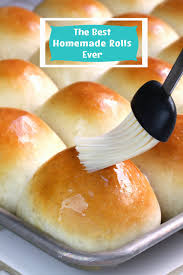 the best dinner rolls from the stay at home chef