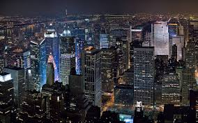 New York City Skyline Wallpaper Black And White Image Gallery Hcpr by Photo Collection City Skyline At Night Wallpaper