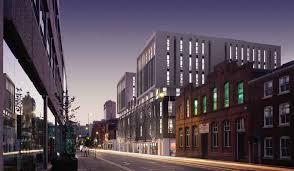 the hive stevenson square manchester building e architect