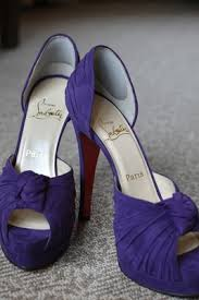 Wedding Shoes Purple Wedding Shoes In Every Color Of The Rainbow Inside Weddings