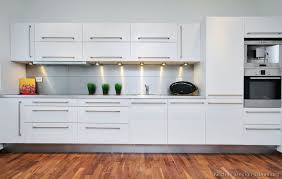 Kitchen Cabinets Contemporary Style White Modern Kitchen Cabinets And Decor Inside 0 Hsubili