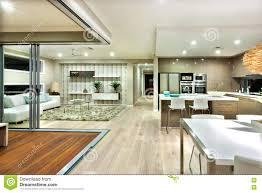 moderne k che beautiful interieur maison moderne cuisine contemporary design