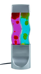 multi color lava l twin lava l light party novelty multi colored ac powered