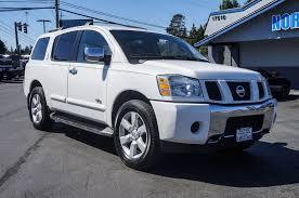 nissan armada buy here pay here 2007 nissan armada se 4x4 northwest motorsport