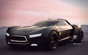 ford supercar concept australia mad max 4 interceptor concepts