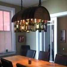 Wine Bottle Chandeliers Diffa Trend Residential Design Tabletop Wine Bottle Chandelier