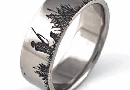 country wedding rings mens outdoor wedding rings wedding promise diamond engagement