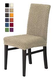 housses de chaises extensibles scheffler home nena housses pour chaises 2 pièces stretch housse