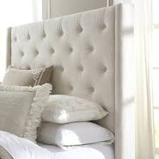Tufted Linen Headboard by Headboard Dark Gray Upholstered Headboard Dark Gray Linen