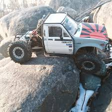 jeep nukizer axial axial out at vasquez rock on the st of march lots of cool axial