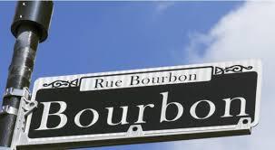 bourbon sign bourbon st rebuild delayed by underground issues wwl