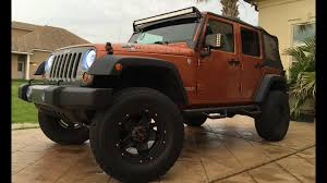 black aev jeep jeep wrangler mango tango color with a 3 5