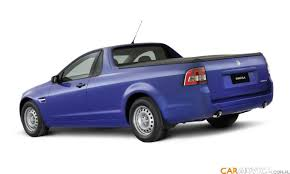 2007 holden ve omega ute review caradvice