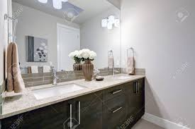 how to clean black wood cabinets gray and clean bathroom design in brand new home features