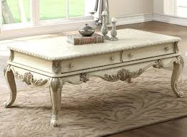 antique white distressed coffee table antique white coffee table twip me