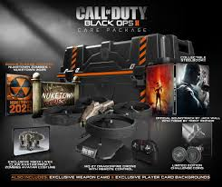 call of duty black ops 2 comes with remote controlled drone