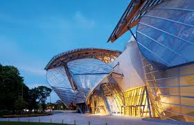 frank gehry disrupts paris architecture with the foundation louis