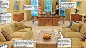 oval office layout a nice little explanation of the layout of president obama s oval