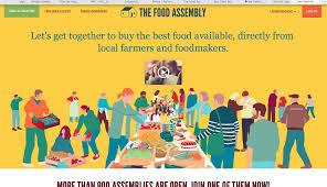 how do i sign up as a producer u2013 food assembly help center