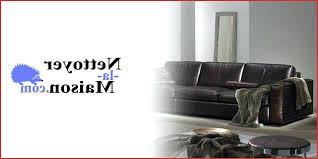 nettoyage d un canapé en cuir canapé cuir blanc entretien designs attrayants another