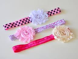 elastic hair bands easy to make sted elastic hair bands