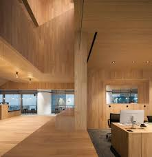 bloomberg wooden hong kong office by neri u0026hu design and research