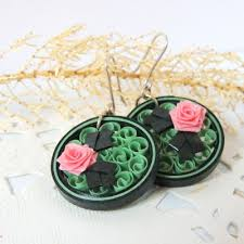 eco friendly earrings paper luxury eco friendly jewelry luxury eco friendly