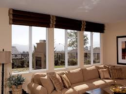 window treatments ideas for living rooms living room window treatment ideas funect host