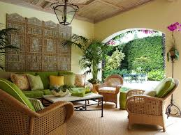 Outdoor Lifestyle Patio Furniture Tropical Wicker Furniture Wall Plaque Designs Patio With Green