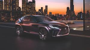 lexus used approved lexus ux concept suv approved for production