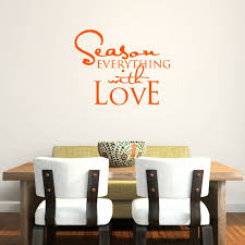 season everything with love wall sticker by mirrorin season everything with love wall sticker