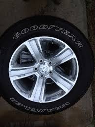 dodge ram sport wheels ram sport 20 forged wheels and tires no shipping