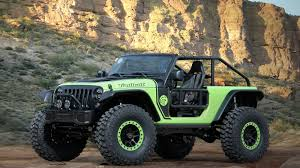 Jeep News And Rumors Jeep Stuffed A 707 Horsepower Engine In A Wrangler Just For Fun