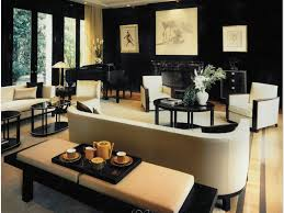 office 34 art deco house design modern living room with