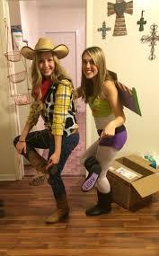 buzz and woody woman u0027s halloween costume 2014 diy handmade