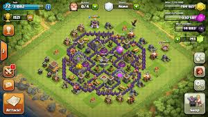 clash of clans farming guide clash of clans rate my th8 farming