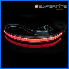 Light Up Dog Collar Usb Rechargeable Led Light Up Shining Dog Leash Led Dog Leash