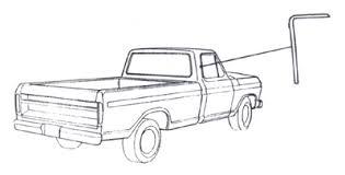 1973 1979 ford truck parts trim parts broncograveyard com