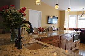 a perfect color for a warm feel so welcoming here u0027s a kitchen i